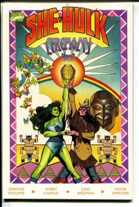 She-Hulk: Ceremony-Part 2-Dwayne McDuffie