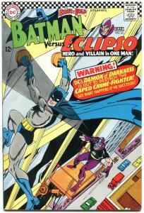 Brave and the Bold #64 1966- Batman- Eclipso- DC Silver Age VF