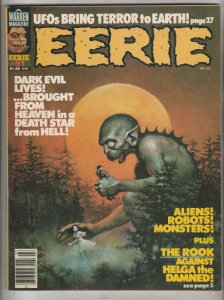 Eerie Magazine #91 (Mar-78) VF/NM High-Grade