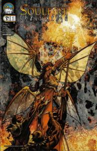 Soulfire: Chaos Reign #2B FN; Aspen | save on shipping - details inside