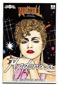 Rock N Roll Comics #17-Madonna issue-comic book-1990