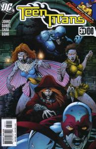 Teen Titans (3rd Series) #31 VF/NM; DC | save on shipping - details inside