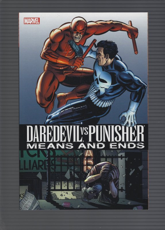 Daredevil vs. Punisher: Means and Ends #1 (2006)