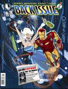 Back Issue #28 VF/NM; TwoMorrows | save on shipping - details inside