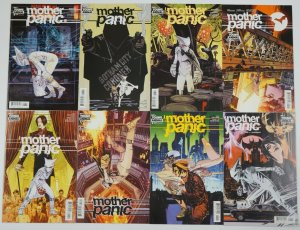 Mother Panic #1-12 VF/NM complete series - DC's Young Animal - Gerard Way set