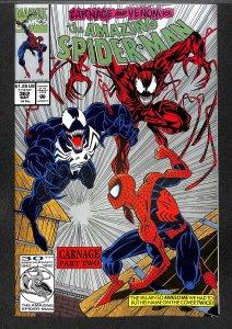 The Amazing Spider-Man #362 (1992)