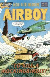 Airboy (1986 series) #45, NM (Stock photo)