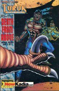 Turok: Dinosaur Hunter (1993 series) #18, NM (Stock photo)