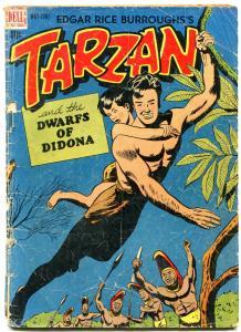 Tarzan #3 1948- Dell Comics Golden Age- Dwarfs of Didona G-