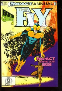 The Fly Annual #1 (1992)