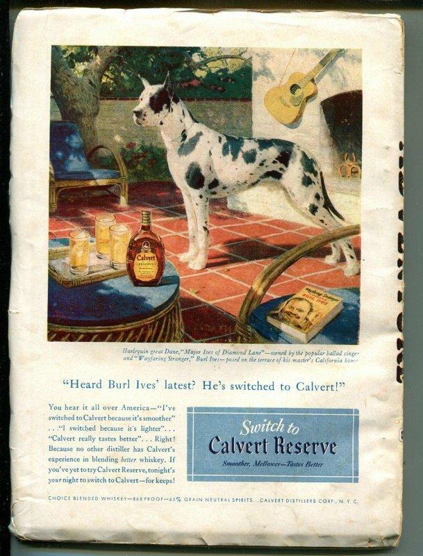 Adventure 2/1949-Popular-pulp fiction-L. Stern Stevens-FN