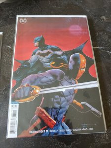 Deathstroke #31 Jerome Opena VARIANT Cover  NM