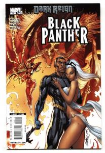 Black Panther #5 2009-1st Shuri as the Black Panther