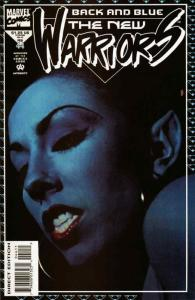 New Warriors, The #44 VF; Marvel   save on shipping - details inside