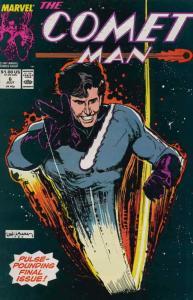 Comet Man #6 FN; Marvel | save on shipping - details inside