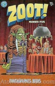 Zoot! #5 FN; Fantagraphics   save on shipping - details inside