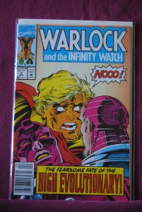 Warlock and the Infinity Watch #3 (1992)
