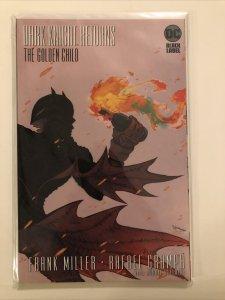 Dark Knight Returns The Golden Child #1 Frank Miller Grampa Black Label