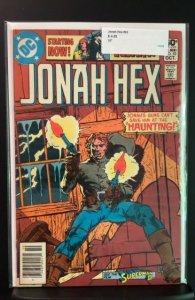 Jonah Hex #53 (1981)