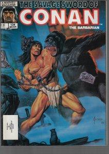 Savage Sword of Conan #134 (Marvel, 1987)