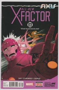 All New X-Factor #16 (VF)