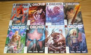 Orchid #1-12 VF/NM complete series by tom morello of rage against the machine