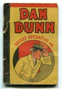 Dan Dunn Secret Operative 48 Penny Book 1938- Bank Hold Up