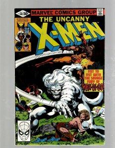 (Uncanny) X-Men # 140 VF Marvel Comic Book Beast Angel Cyclops Magneto SM19