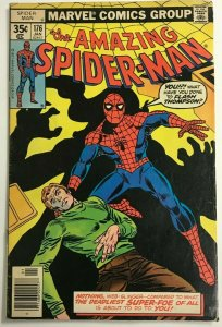 AMAZING SPIDER-MAN#176 VG/FN 1977 MARVEL BRONZE AGE COMICS