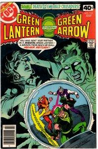 Green Lantern & Green Arrow #118 (1960 v2) VF