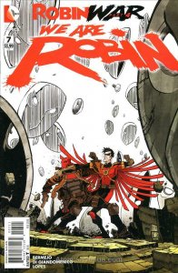 We Are Robin #7 VF; DC   save on shipping - details inside