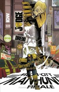 Judge Dredd (4th Series) #28 FN; IDW | save on shipping - details inside