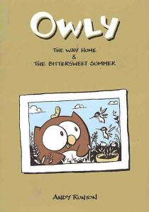 Owly #1 (2nd) VF/NM; Top Shelf | save on shipping - details inside