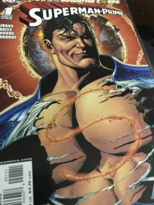 DC Superman-Prime #1 Mint Tales Of Sinestro Corps