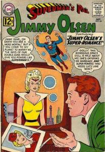 Superman's Pal Jimmy Olsen (1954 series) #64, VG+ (Stock photo)