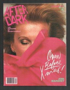 After Dark 12/1981-Ann-Margaret cover-Bob Mackie fashions-Juke boxes-Hollywoo...