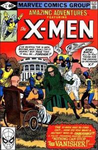 Marvel AMAZING ADVENTURES (1979 Series) #4 VF