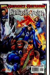Fantastic Four #2 (DE) (2005)