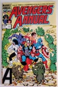 AVENGERS Annual #13 Marvel Comics ID#MBX2