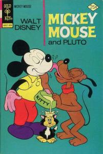 Mickey Mouse #150, Fine+ (Stock photo)