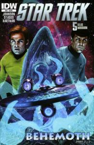 Star Trek (5th Series) #42 VF/NM; IDW | save on shipping - details inside