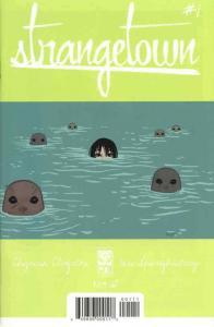 Strangetown #1 VF/NM; Oni | save on shipping - details inside