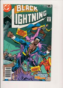 DC Comics BLACK LIGHTNING #10 ~ 1st series (1978) ~ VF (PF190)