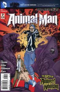 Animal Man (2nd Series) #7 VF/NM; DC | save on shipping - details inside