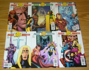 Avengers/Thunderbolts #1-6 VF/NM complete series - kurt busiek - fabian nicieza