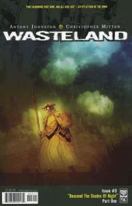 Wasteland (Oni) #3 VF/NM; Oni | save on shipping - details inside