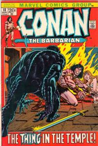 Conan the Barbarian # 18 Strict VF/NM Artist Gil Kane!