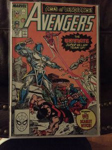 The Avengers Acts of Vengeance