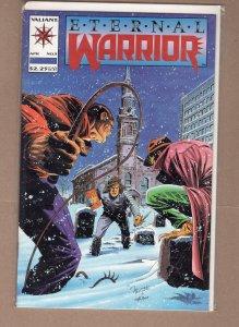 Eternal Warrior #9 (1993)