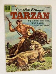 Tarzan Dell #115 4.0 VG (1959)